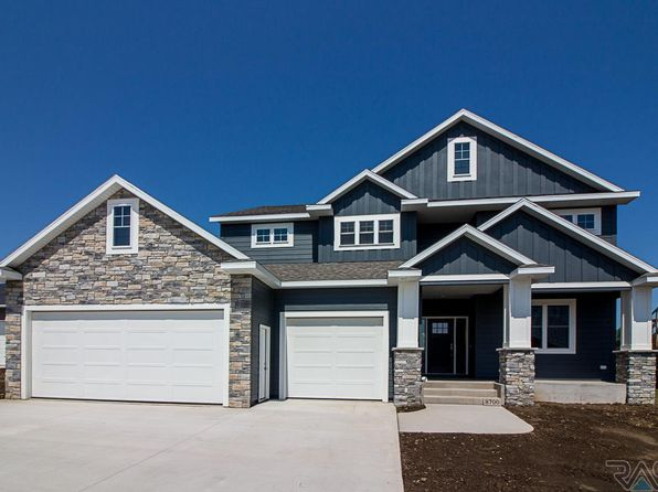 4 bed 3 bath Single Family at 8700 E Silverbell St Sioux Falls, SD, 57110 is for sale at 485k - 1 of 34