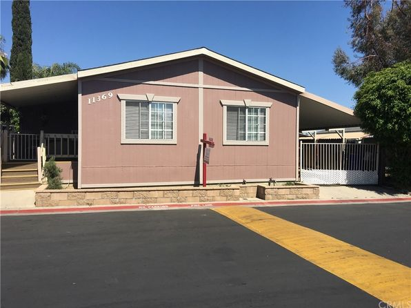 2 bed 2 bath Mobile / Manufactured at 11369 Millstone Ln Pomona, CA, 91766 is for sale at 198k - 1 of 21