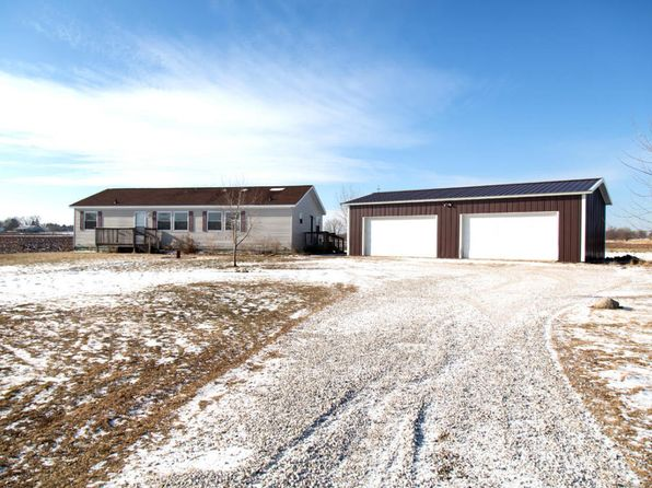 4 bed 2 bath Single Family at N6226 Pleasant View Rd Plymouth, WI, 53073 is for sale at 220k - 1 of 24
