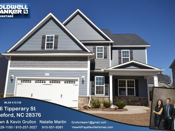 5 bed 4 bath Single Family at 216 Tipperary St Raeford, NC, 28376 is for sale at 240k - google static map