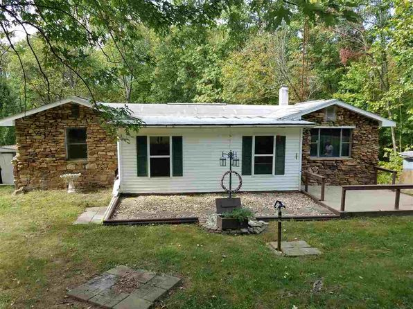 2 bed 1 bath Single Family at 7980 S Rockport Rd Bloomington, IN, 47403 is for sale at 86k - 1 of 25