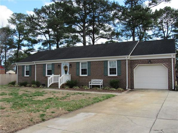 4 bed 2 bath Single Family at 1421 Avon Rd Chesapeake, VA, 23322 is for sale at 290k - 1 of 32
