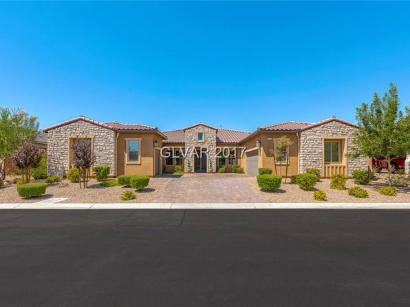 4 bed 4 bath Single Family at 6469 Affermato St Las Vegas, NV, 89131 is for sale at 600k - 1 of 35