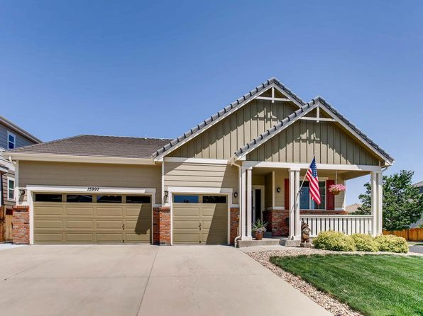 4 bed 4 bath Single Family at 15997 E Tall Timber Ln Parker, CO, 80134 is for sale at 540k - 1 of 27