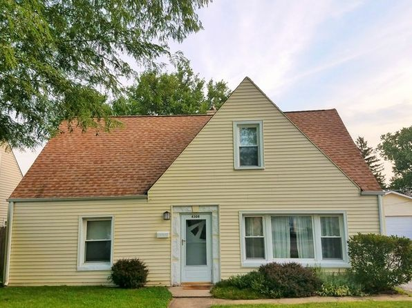 4 bed 2 bath Single Family at 4308 W 99th Pl Oak Lawn, IL, 60453 is for sale at 170k - 1 of 17