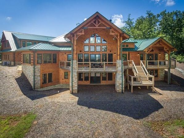 5 bed 6 bath Condo at 695 Mountain Vista Dr Nebo, NC, 28761 is for sale at 895k - 1 of 46