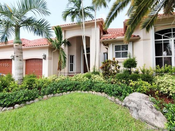 5 bed 5 bath Single Family at 2587 Mayfair Ln Weston, FL, 33327 is for sale at 1.10m - 1 of 41