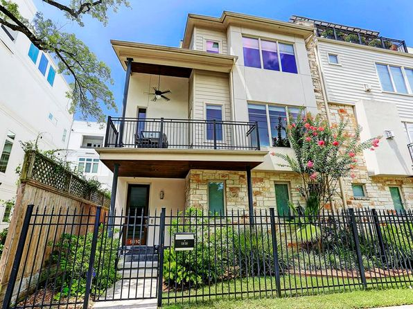 3 bed 4 bath Townhouse at 1810 Rosedale St Houston, TX, 77004 is for sale at 515k - 1 of 25