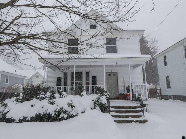 4 bed 1.1 bath Single Family at 5 Walnut St Gloversville, NY, 12078 is for sale at 90k - 1 of 25