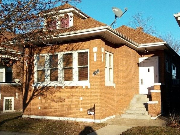 2 bed 2 bath Single Family at 7735 S Calumet Ave Chicago, IL, 60619 is for sale at 125k - google static map