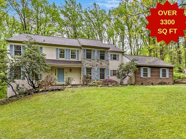 4 bed 4 bath Single Family at 1632 Oak Hill Rd Chester Springs, PA, 19425 is for sale at 360k - google static map