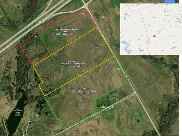 null bed null bath Vacant Land at 40 Ac Fm 934 Rd No City, TX, 76670 is for sale at 160k - google static map