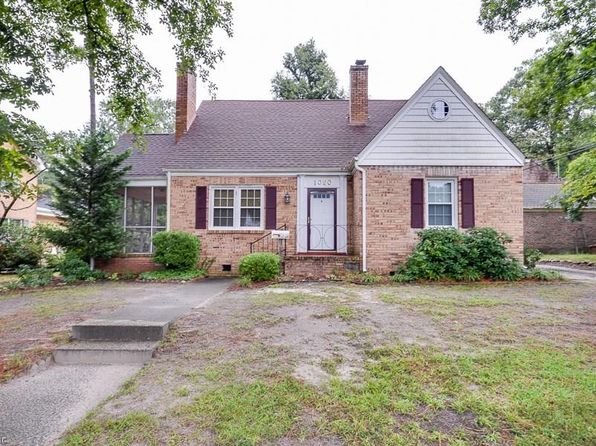 4 bed 2 bath Single Family at 1020 Virginia Ave Suffolk, VA, 23434 is for sale at 200k - 1 of 19
