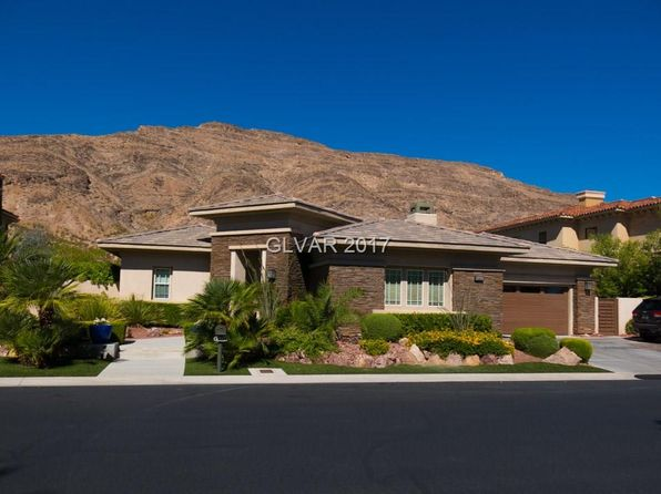 4 bed 5 bath Single Family at 2773 Red Arrow Dr Las Vegas, NV, 89135 is for sale at 1.85m - 1 of 15
