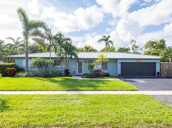 3 bed 2 bath Single Family at 221 SW 52nd Ter Plantation, FL, 33317 is for sale at 415k - 1 of 34