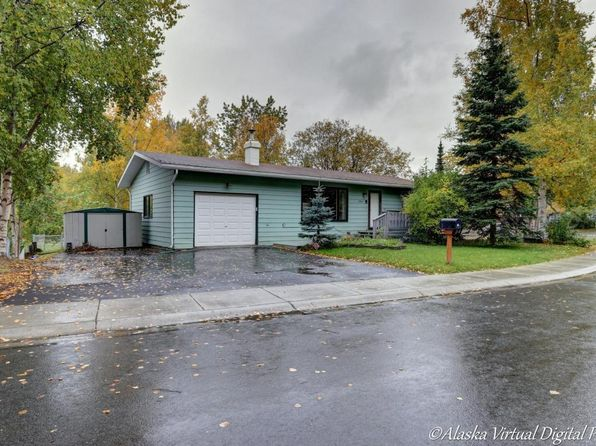 4 bed 2 bath Single Family at 6964 Laser Dr Anchorage, AK, 99504 is for sale at 318k - 1 of 26