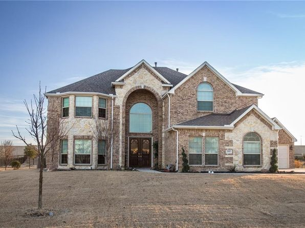 6 bed 4 bath Single Family at 173 Las Colinas Trl Aubrey, TX, 76227 is for sale at 535k - 1 of 33