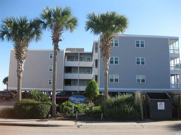 1 bed 1 bath Condo at 4303 S Ocean Blvd North Myrtle Beach, SC, 29582 is for sale at 125k - 1 of 21