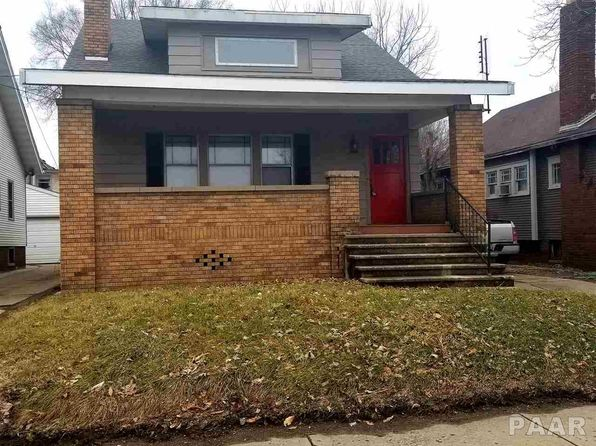 5 bed 2 bath Single Family at 611 N Wisconsin Peoria, IL, 61603 is for sale at 75k - 1 of 33