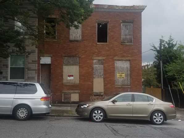 3 bed 1 bath Single Family at 403 Presstman St Baltimore, MD, 21217 is for sale at 10k - google static map