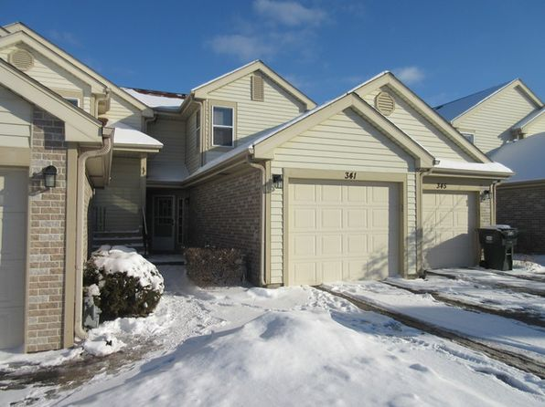 2 bed 3 bath Townhouse at 341 Grissom Ct Hoffman Estates, IL, 60169 is for sale at 175k - 1 of 11