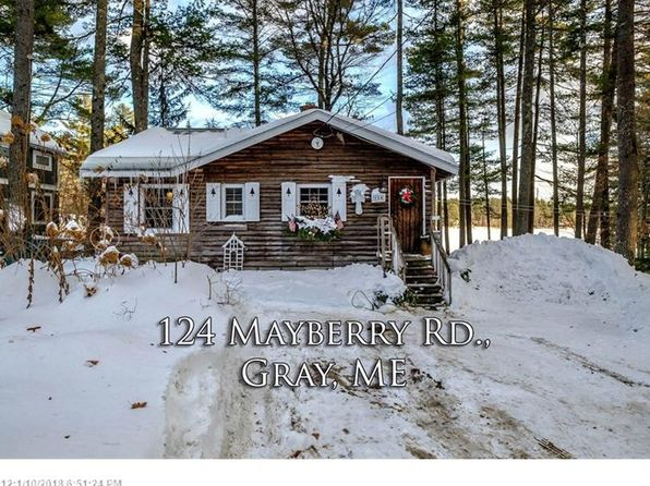 1 bed 2 bath Single Family at 124 MAYBERRY RD GRAY, ME, 04039 is for sale at 290k - 1 of 26