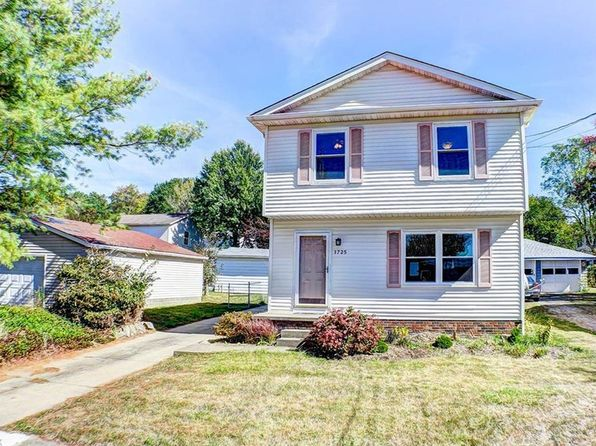 3 bed 2 bath Single Family at 1725 Piedmont Ave Akron, OH, 44310 is for sale at 120k - 1 of 31