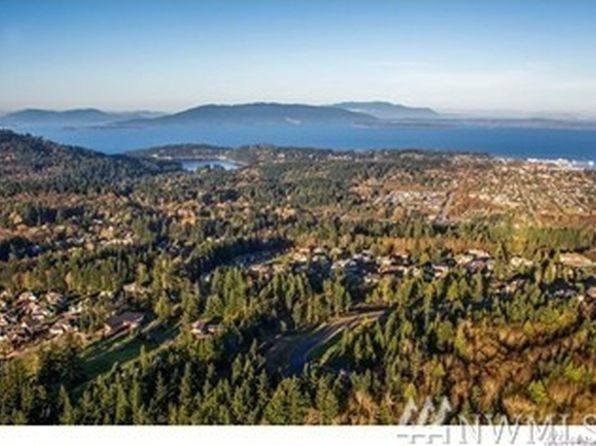 null bed null bath Vacant Land at 4334 Samish Crest Dr Bellingham, WA, 98229 is for sale at 408k - 1 of 3