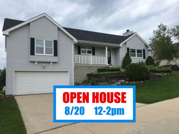3 bed 2 bath Single Family at 1628 Dandelion Ln West Bend, WI, 53090 is for sale at 215k - 1 of 21