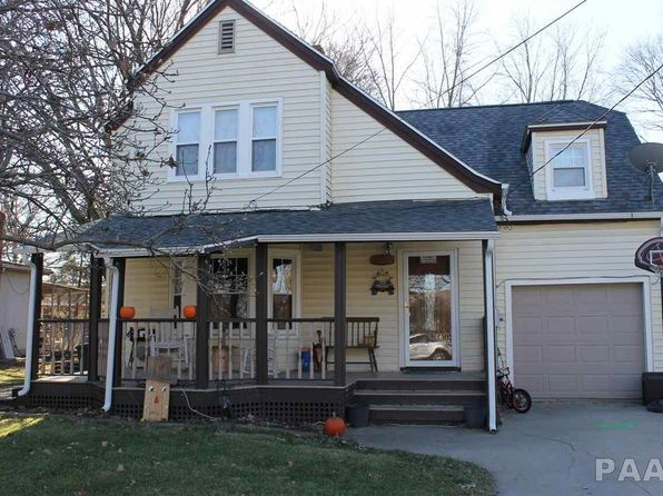 3 bed 1 bath Single Family at 105 Lawndale Ave Bartonville, IL, 61607 is for sale at 115k - 1 of 22
