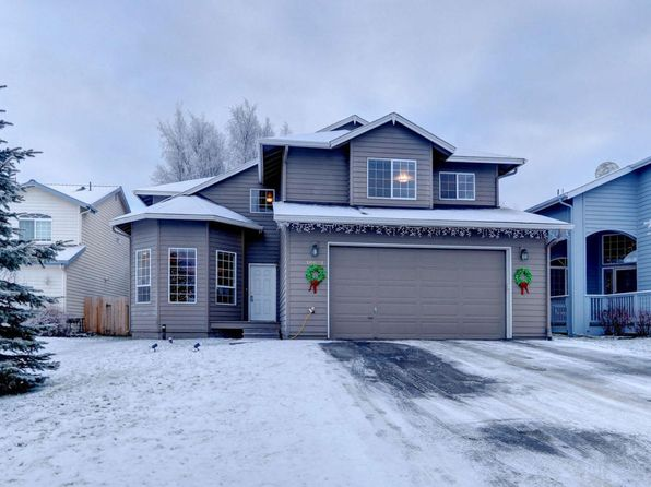 4 bed 2.5 bath Single Family at 10031 Skiff Cir Anchorage, AK, 99515 is for sale at 420k - 1 of 33