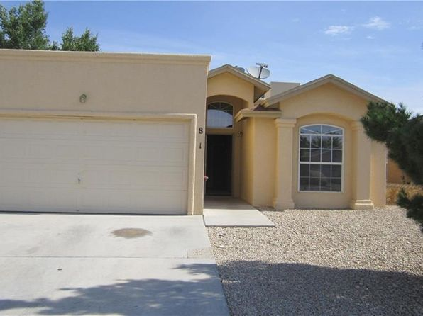 3 bed 2 bath Single Family at 861 FRANK PL CANUTILLO, TX, 79835 is for sale at 108k - 1 of 12