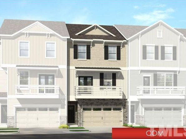 4 bed 4 bath Townhouse at 2213 Chattering Lory Ln Apex, NC, 27502 is for sale at 288k - google static map