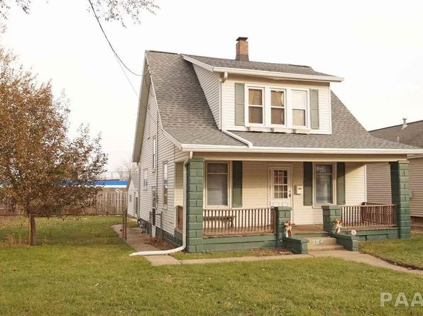 3 bed 1 bath Single Family at 304 Keller St Bartonville, IL, 61607 is for sale at 70k - 1 of 19