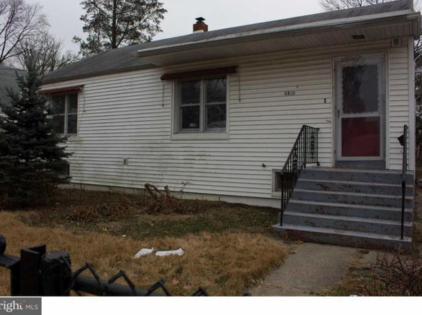 2 bed 1 bath Single Family at 4510 Remington Ave Pennsauken, NJ, 08110 is for sale at 58k - 1 of 14
