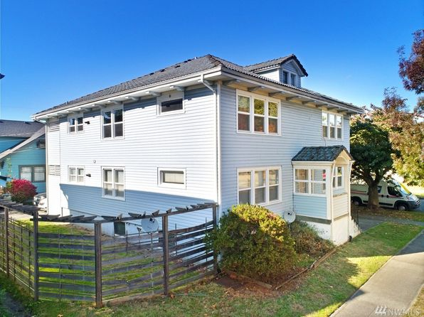 4 bed 4 bath Multi Family at 802 S Cushman Ave Tacoma, WA, 98405 is for sale at 390k - 1 of 25