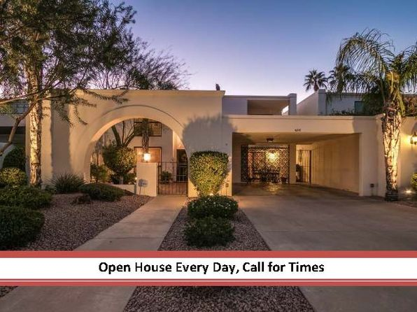 4 bed 3 bath Single Family at 6818 N 72nd Pl Scottsdale, AZ, 85250 is for sale at 600k - 1 of 32