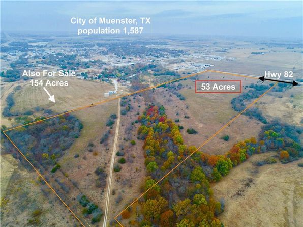 null bed null bath Vacant Land at 0 W Hwy 82 Muenster, TX, 76252 is for sale at 850k - 1 of 36