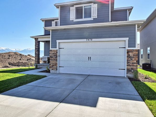 4 bed 2.5 bath Single Family at 7478 N Hutch Ln Eagle Mountain, UT, 84005 is for sale at 319k - 1 of 25