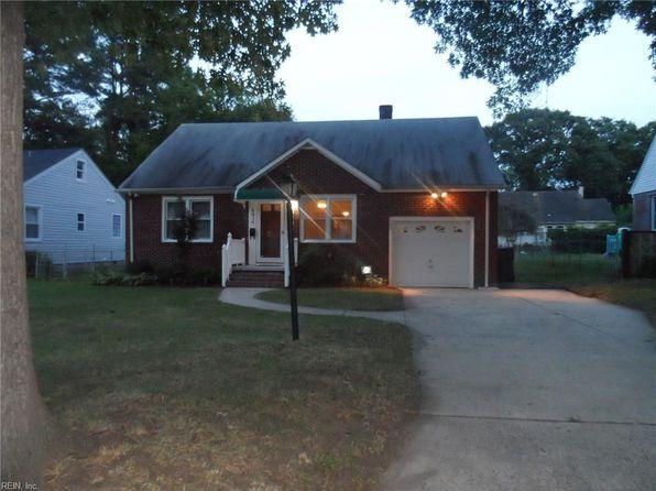 2 bed 2 bath Single Family at 8814 Gramel St Norfolk, VA, 23503 is for sale at 190k - 1 of 22