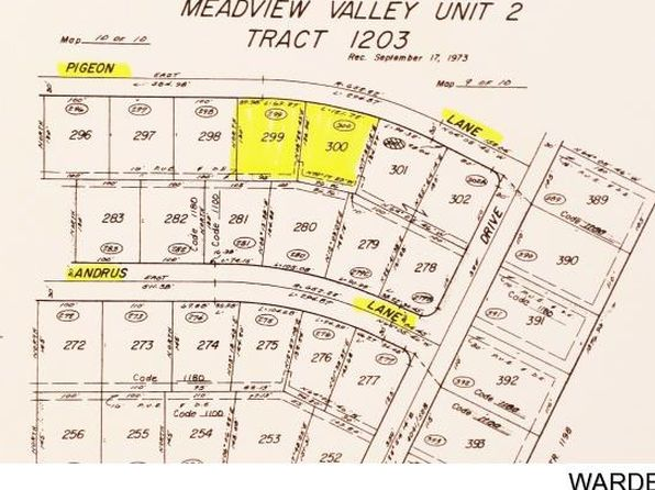 null bed null bath Vacant Land at 750 Pigeon Ln Meadview, AZ, 86444 is for sale at 10k - 1 of 12