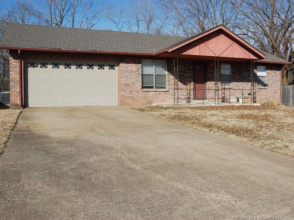 3 bed 2 bath Single Family at 1714 S Oklahoma St Sapulpa, OK, 74066 is for sale at 102k - 1 of 19