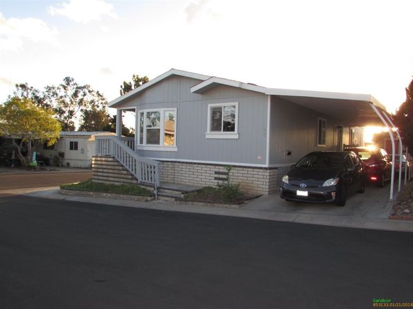 3 bed 2 bath Mobile / Manufactured at 2003 Bayview Heights Dr San Diego, CA, 92105 is for sale at 155k - 1 of 25