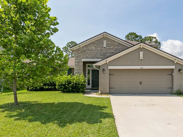 4 bed 3 bath Single Family at 105 BARQUERO CT SAINT AUGUSTINE, FL, 32084 is for sale at 305k - 1 of 24