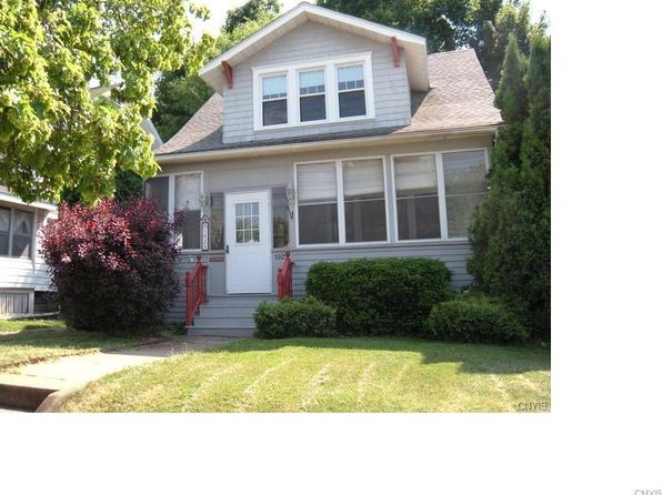 3 bed 1 bath Single Family at 1025 Wadsworth St Syracuse, NY, 13208 is for sale at 90k - 1 of 15