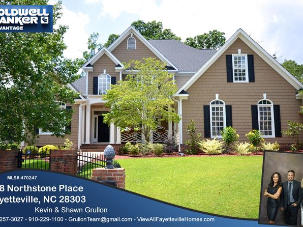 4 bed 4 bath Single Family at 208 Northstone Pl Fayetteville, NC, 28303 is for sale at 535k - 1 of 55