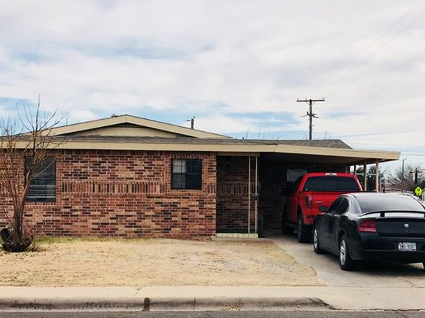 4 bed 1 bath Single Family at 2419 W 9th St Odessa, TX, 79763 is for sale at 85k - 1 of 7