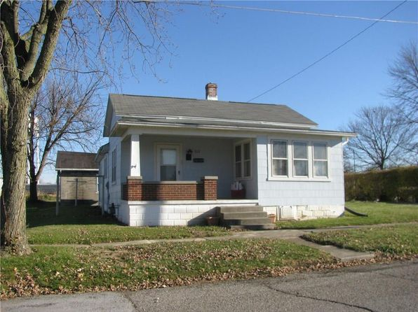 2 bed 1 bath Single Family at 512 Perry St Wapakoneta, OH, 45895 is for sale at 80k - 1 of 14