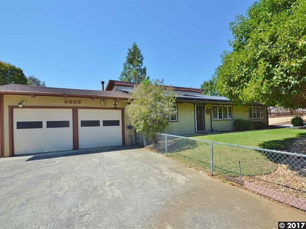 3 bed 2 bath Single Family at 3638 Sanford St Concord, CA, 94520 is for sale at 539k - 1 of 30