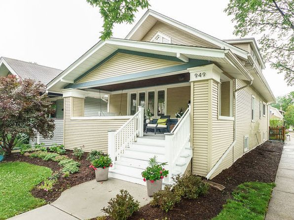 4 bed 2 bath Single Family at 949 N Lombard Ave Oak Park, IL, 60302 is for sale at 499k - 1 of 34